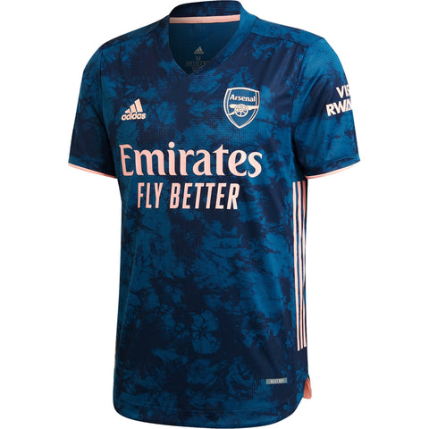 ARSENAL 20/21 AUTHENTIC THIRD JERSEY BY ADIDAS