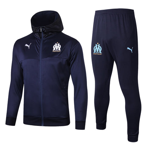 Olympique Marseille 2019/20 Hoodie Suits