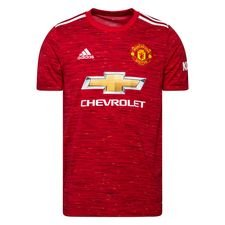 Manchester United Home Shirt 2020/21