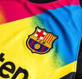 Barcelona Goalkeeper Shirt Europe 2019/20