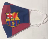 Barcelona Home Face Mask