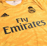 Real Madrid Goalkeeper Shirt Home 2019/20
