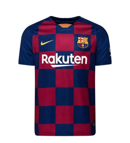 Barcelona Player Version Home Jersey 2019-20