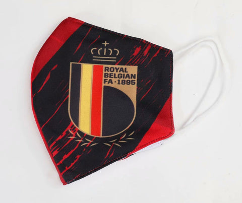 Belgium Home Face Mask