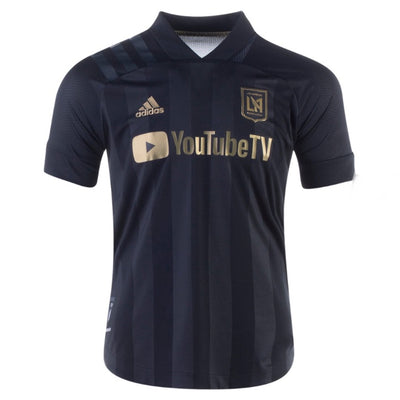 adidas LAFC Authentic Home Jersey 2020