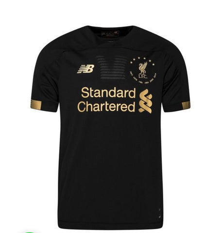 Liverpool Goalkeeper Shirt 2019/20 6 Times Phase 2 LIMITED EDITION