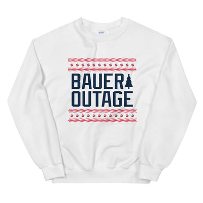Bauer Outage Ugly Sweater