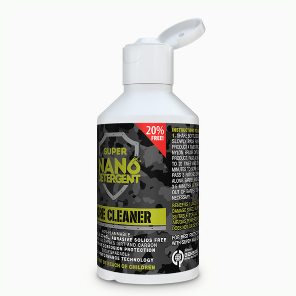 powerful gun cleaner developed by general nano protection