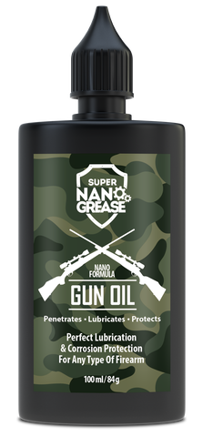 Super Nano Grease Gun oil