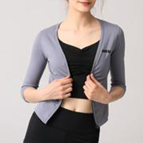 Ventilated Casal Yoga Jacket