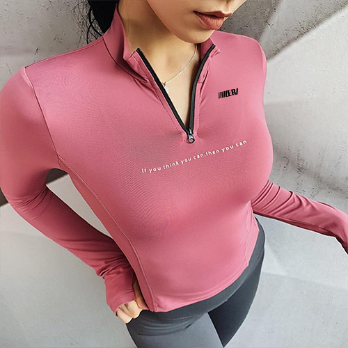 Anti-Pilling Track Tops