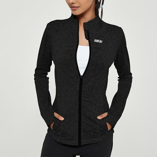 Tight Fitness Yoga Jacket