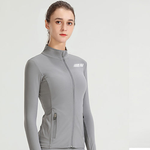 Tight Stylish Yoga Jacket