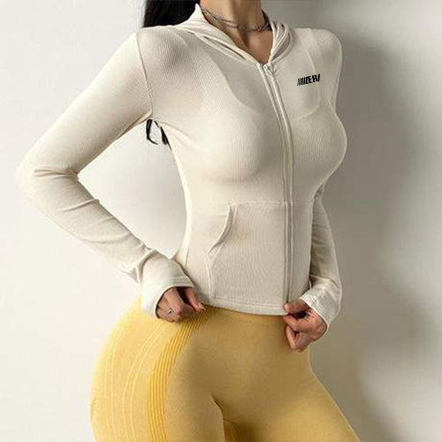Outdoor Casual Yoga Jacket