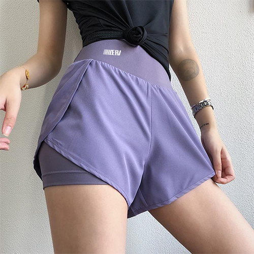 Two-Piece Casual Shorts