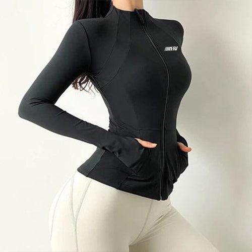 Fitness Tight Yoga Jacket