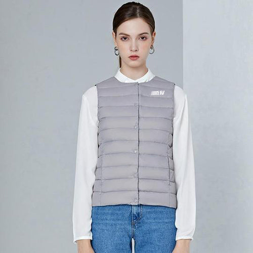 Casual Light Down Vest