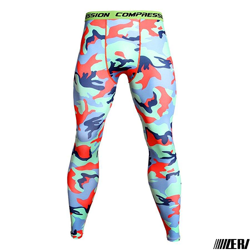 Camouflage Compression Sports Pants