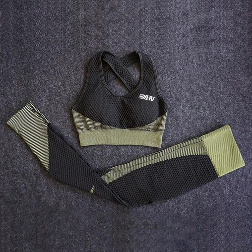 Fitness Fabric Gym Suit