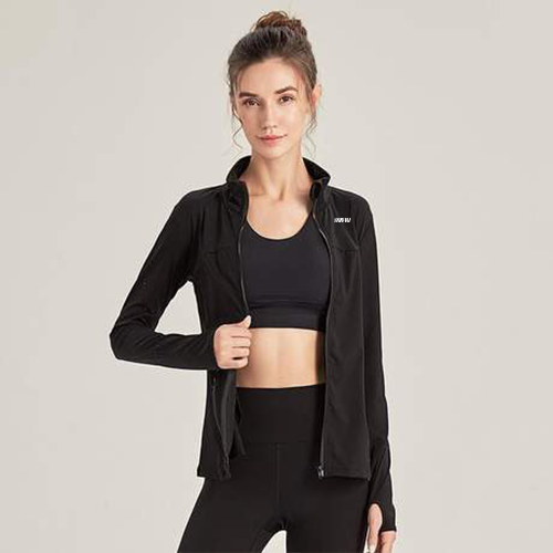 Tight Gym Yoga Jacket