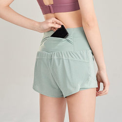 Anti-glare Fitness Shorts