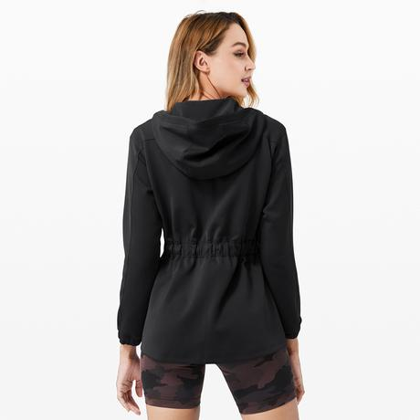 Breathable Quick-Dry Yoga Jacket