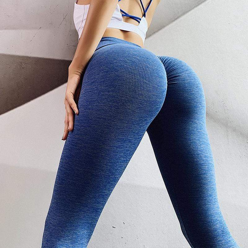 Breathable Scrunch Butt Leggings