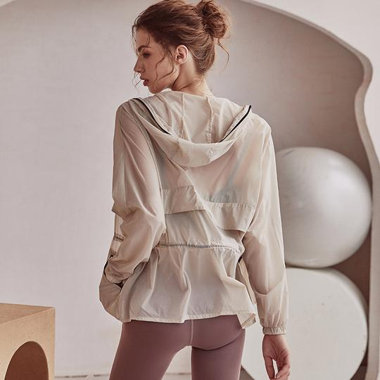 Casual Loose Yoga Jacket