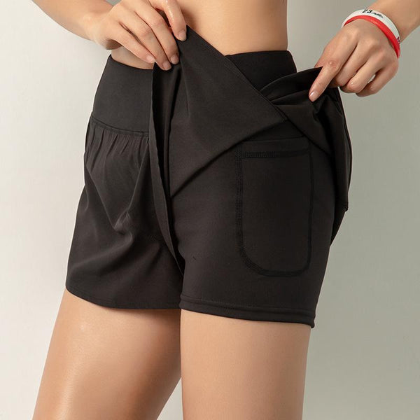 Comfortable Fitness Shorts