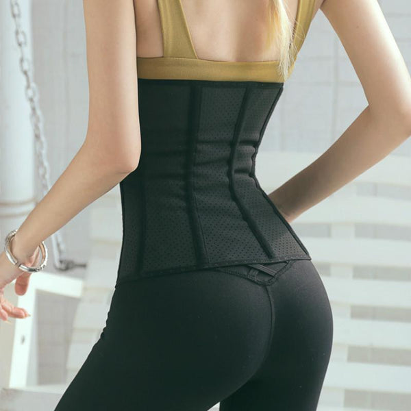 Mesh-Breathable Body Shaping Clothes