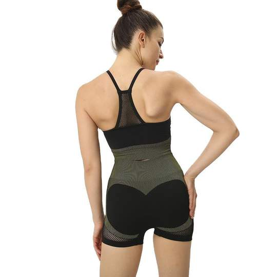 Mesh High-Strength Support Suit