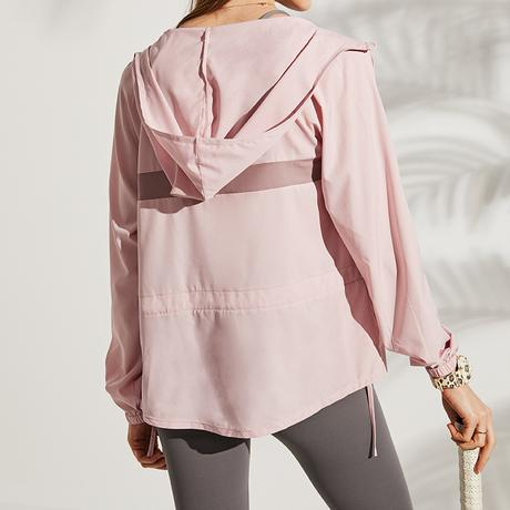 Pure Loose Yoga Jacket