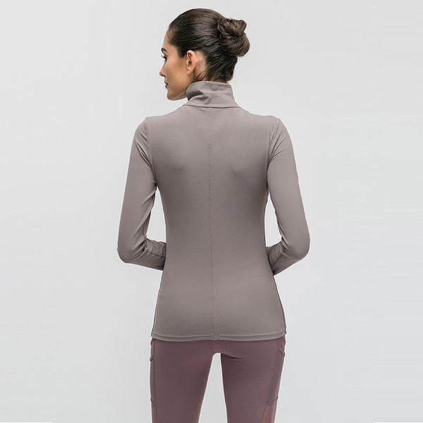 Solid Fitness Long Sleeve