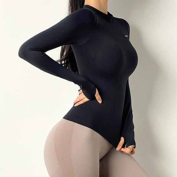 Stylish Quick-Dry Long Sleeve