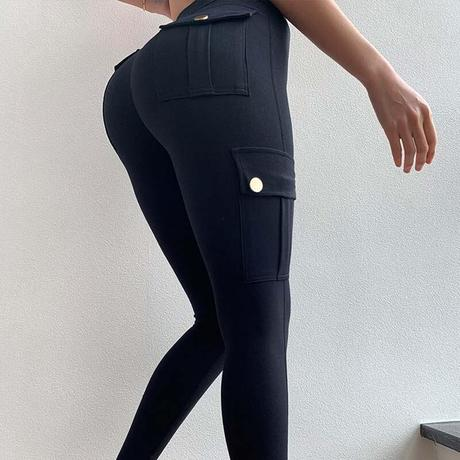 Sweat Military Style Pant