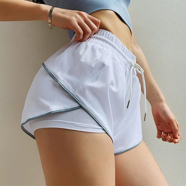 Two-Piece Adjustable Shorts