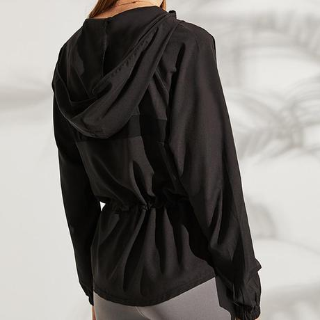 Ultra-thin Plain Cotton Jacket