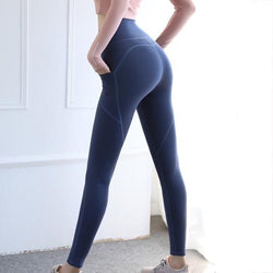 Yoga Belt Pocket Leggings