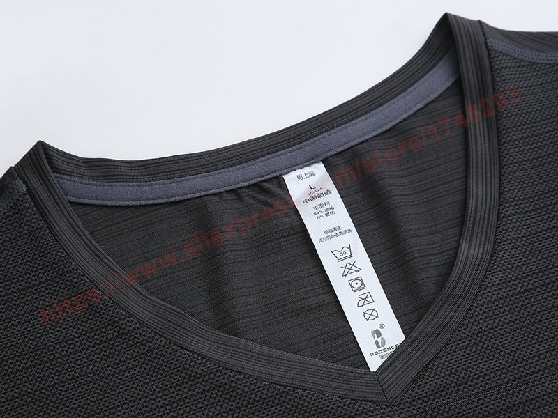 Compression Style Running Shirts