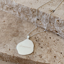 Dreamer Necklace - 925 sterling silver