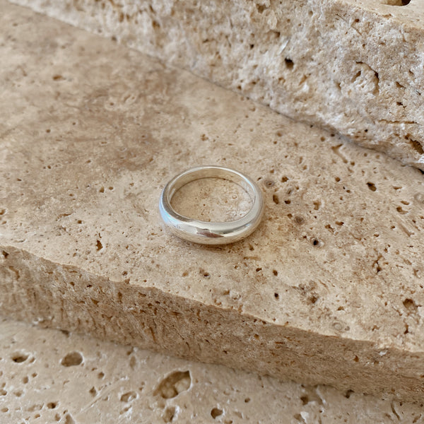 Stack Ring - 925 sterling silver