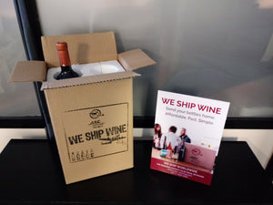 INTERNATIONAL WINE SHIPPING