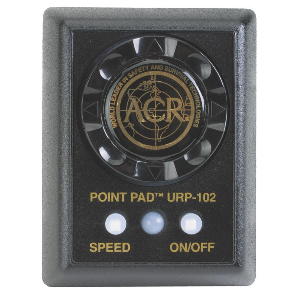 ACR URP-102 Point Pad f-RCL-50 & RCL-100 Searchlights [1928.3] - point-supplies.myshopify.com