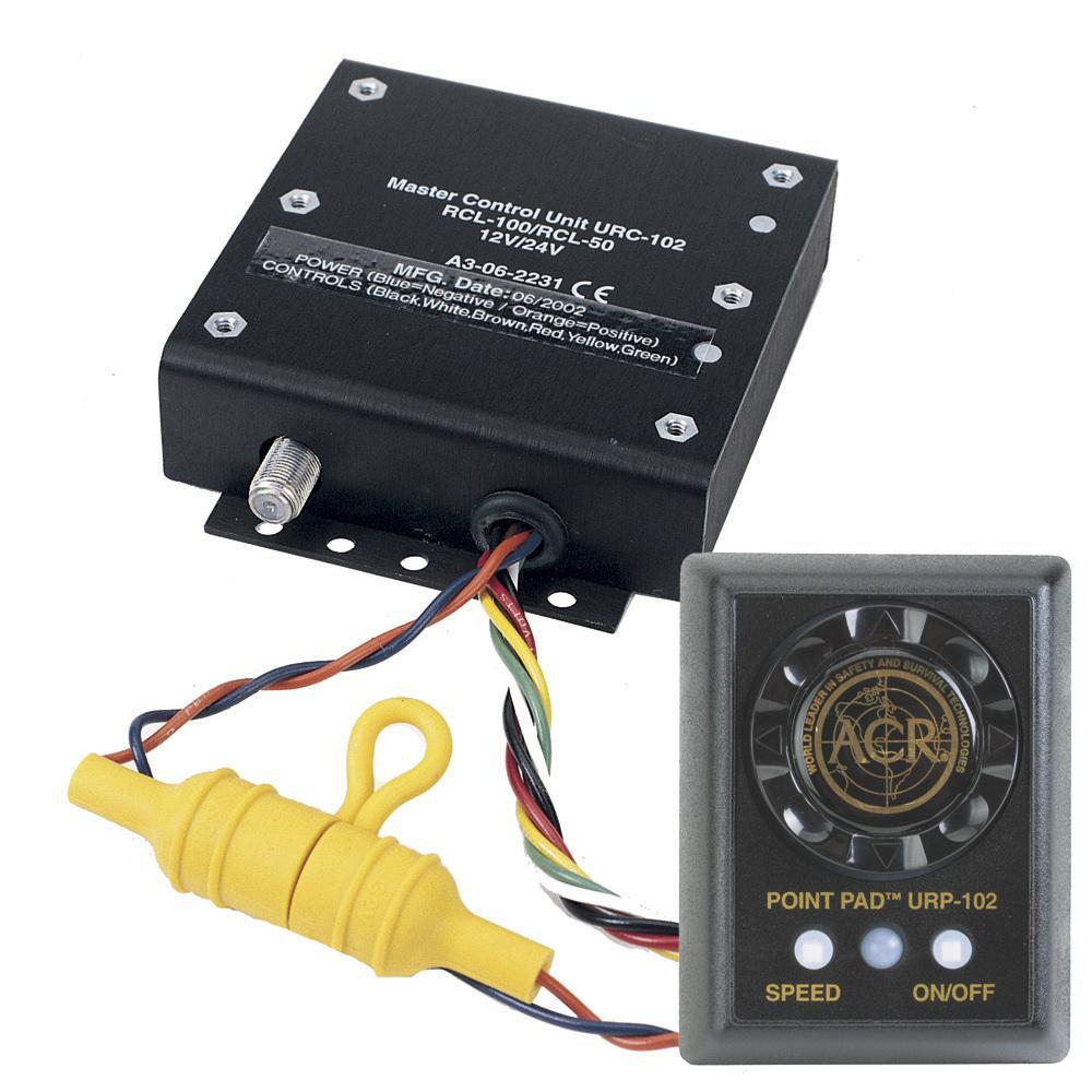 ACR Universal Remote Control Kit [9283.3]-ACR Electronics-Point Supplies Inc.