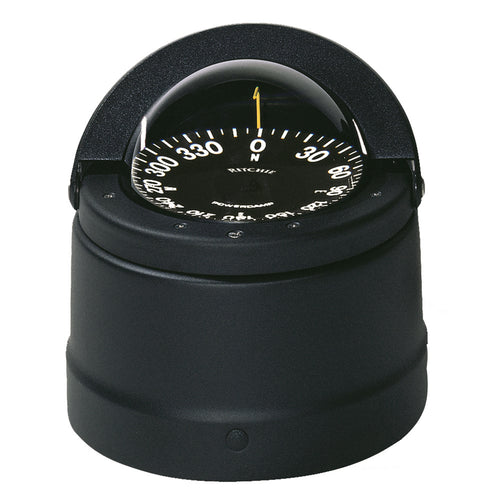 Ritchie DNB-200 Navigator Compass - Binnacle Mount - Black [DNB-200]-Ritchie-Point Supplies Inc.