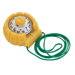 Ritchie X-11Y SportAbout Handheld Compass - Yellow [X-11Y] - point-supplies.myshopify.com