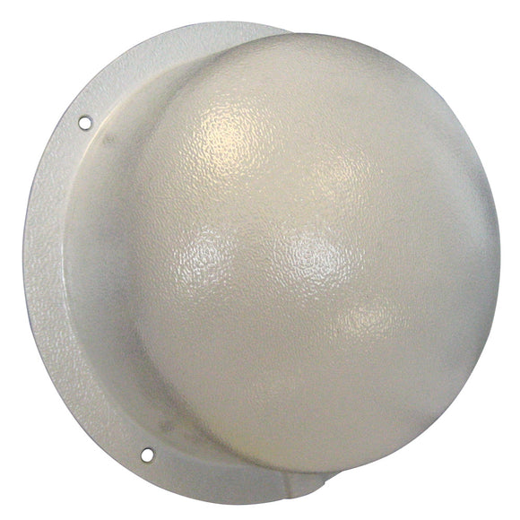 Ritchie NC-20 Navigator Bulkhead Mount Compass Cover - White [NC-20] - Point Supplies Inc.