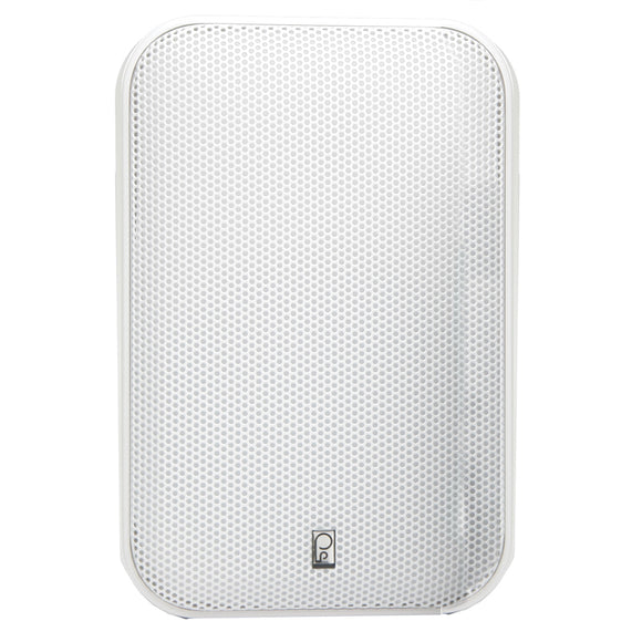 Poly-Planar Platinum Panel Speaker - (Pair) White [MA905W] - Point Supplies Inc.