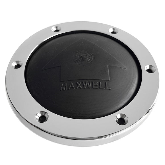 Maxwell P19001 Footswitch  (Chrome Bezel) [P19001] - Point Supplies Inc.