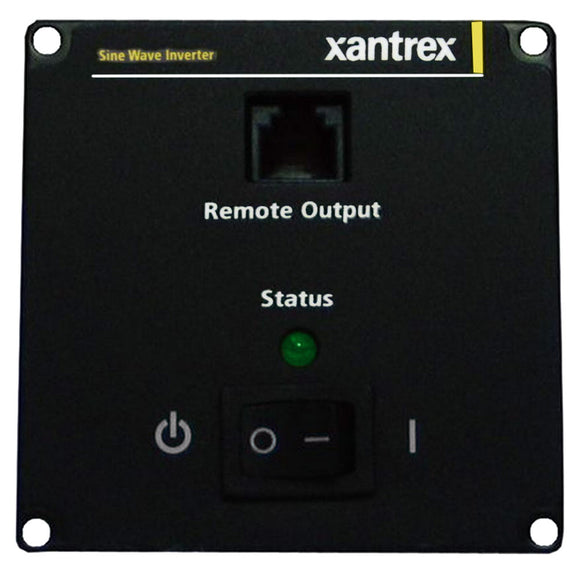 Xantrex Prosine Remote Panel Interface Kit f-1000 & 1800 [808-1800] - point-supplies.myshopify.com